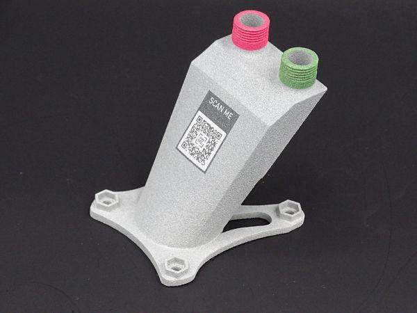 3D gedruckter Prototyp