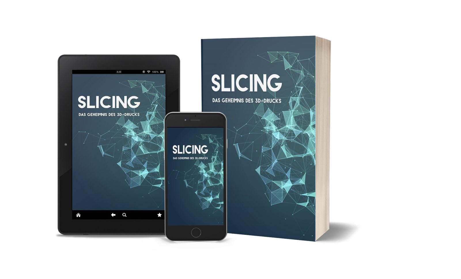 3D-Ebook Cover Slicing - Das Geheimnis des 3D-Drucks